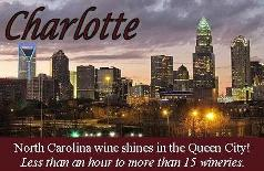 Charlotte wine tour - wine tasting tours charlotte north carolina winery
