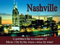 Nashville Wine Tour - wine tasting tour, nashville, tn, winery