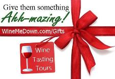 wine tour gift nashville, charlotte, savannah, baltimore, columbus, atlanta