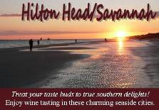 wine tasting tour - savannah, ga, hilton head, sc winery tours